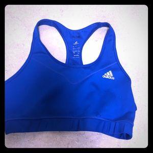Adidas Sports Bra, Large